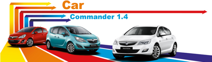 Car-Commander Shop